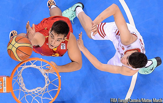 9. Guillermo Hernangomez (Spain)
